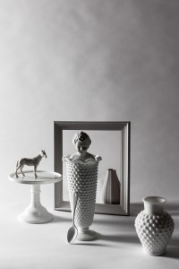 Interior Styling Image 2 with white objects