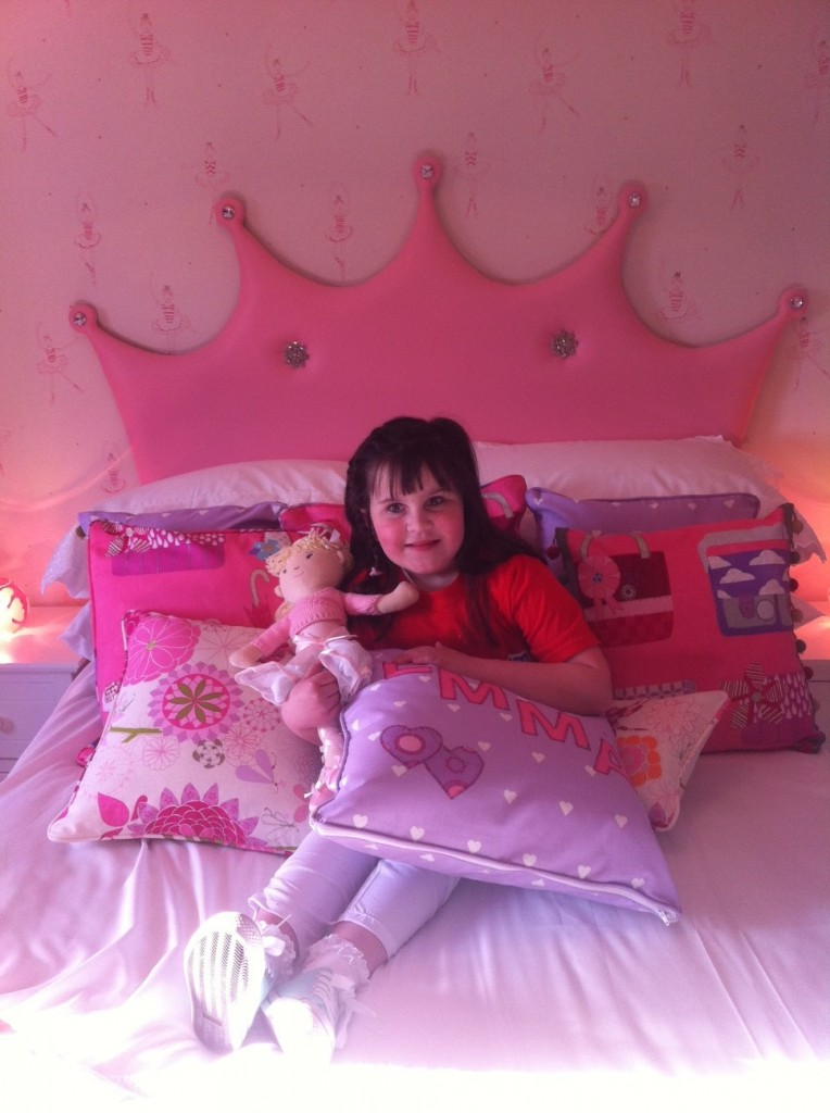 Our Princess Headboard Designed by Perfect Headboards