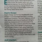 Aspire Design & Perfect Headboards in Irish Independent