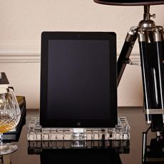 Waterford Crystal iPad Docking Station €162 from Meadows & Byrne