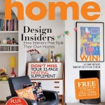 Wow…we're featured in House and Home Magazine