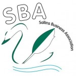 Winner at Sallins Business Association Expo