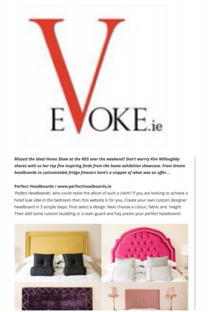 In Evoke Magazine