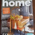 Featured in House and Home Magazine