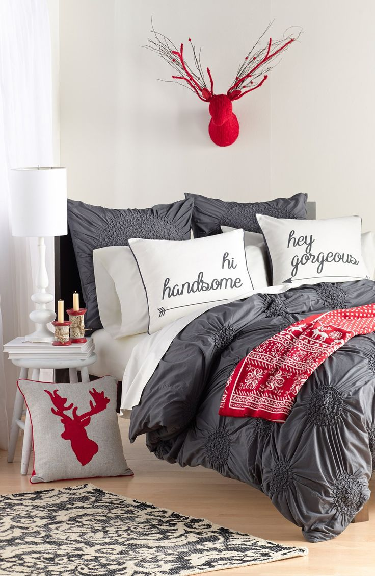 tips to decorate your bedroom from nordstorm - How To Decorate Your Bedroom For Christmas