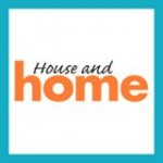 Featured in House and Home
