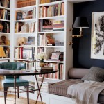 Reading Room From Elle Decor