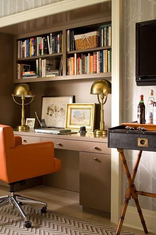 Home Office From Pinterest