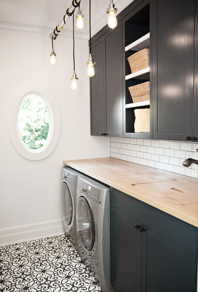 Laundry Room  From Architectural Digest