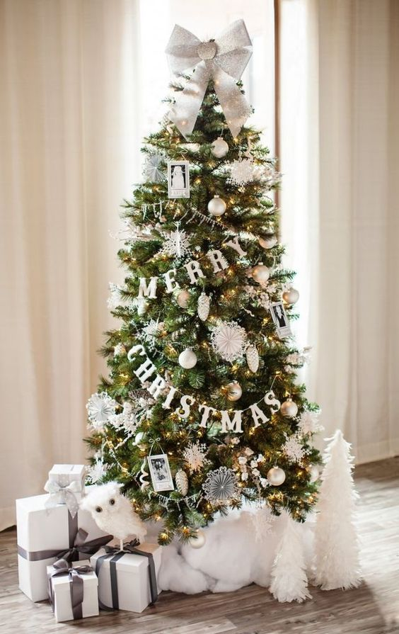 Classic Green and White From Pinterest