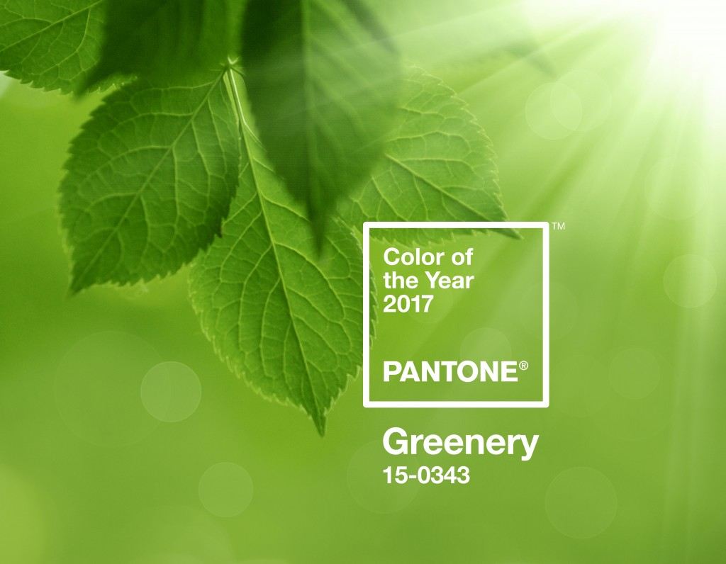From Pantone