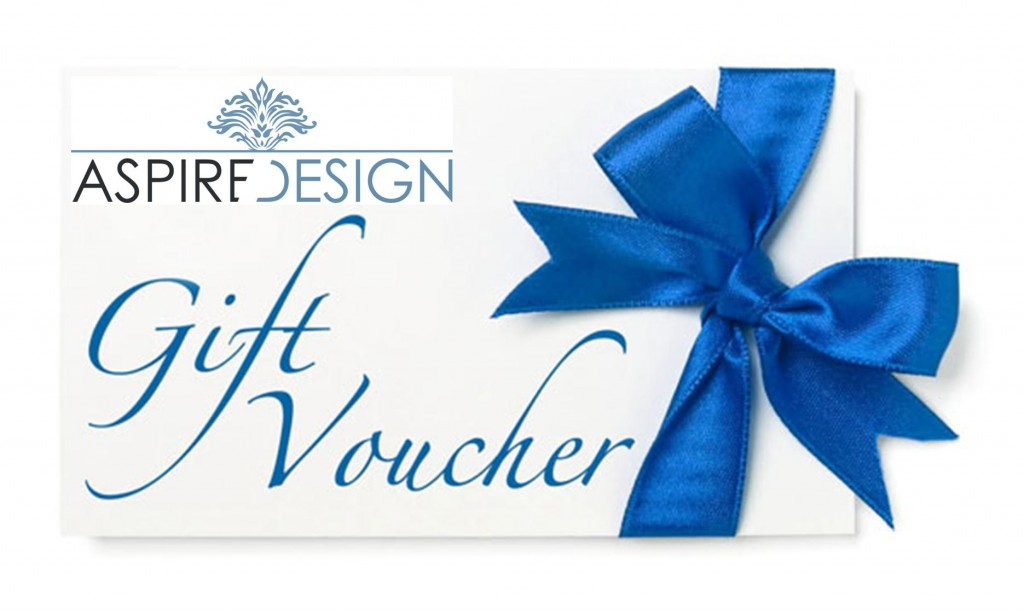 Interior Design Consultation Gift Vouchers From Aspire Design