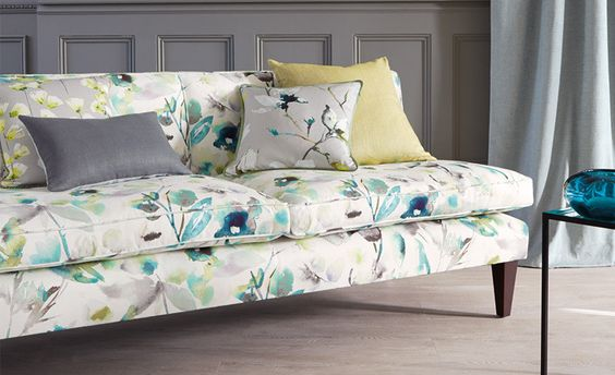Sofa Fabric by Romo €72.50 per metre From Aspire Design Studio