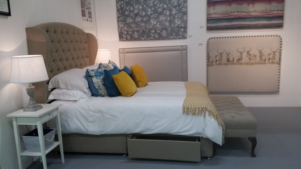 Divan Base with Drawers From Perfect Headboards