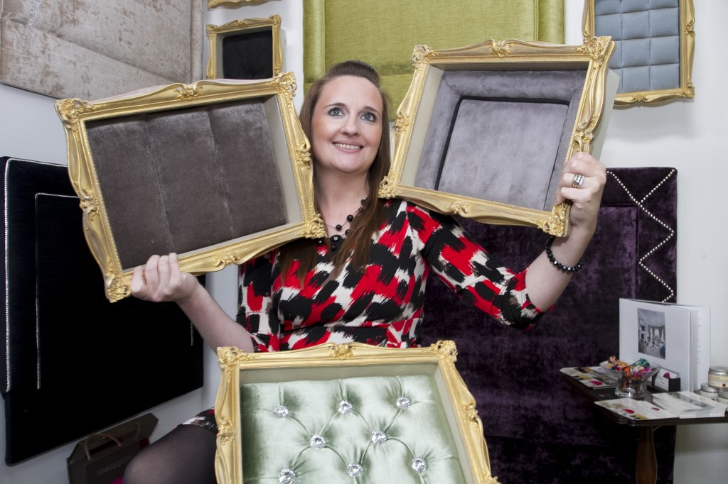 Louise Higgins Founder of Perfect Headboards