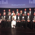 The proud winners From Building and Architect of the Year Awards 2017