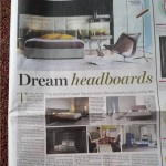 Perfect Headboards featured in the Irish Independent