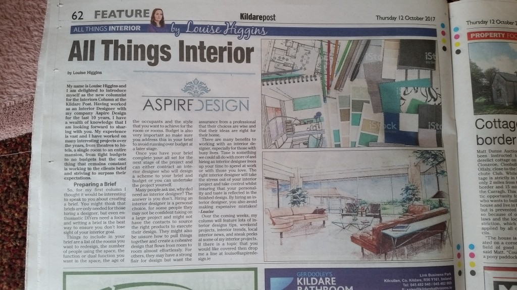 All Things Interior By Louise Higgins