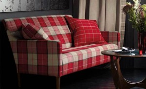 Tip 2 Plaid and Checks for Furniture from Aspire Design