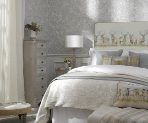 Tip 3 - Update Accessories like this Moorland Headboard from Perfect Headboards