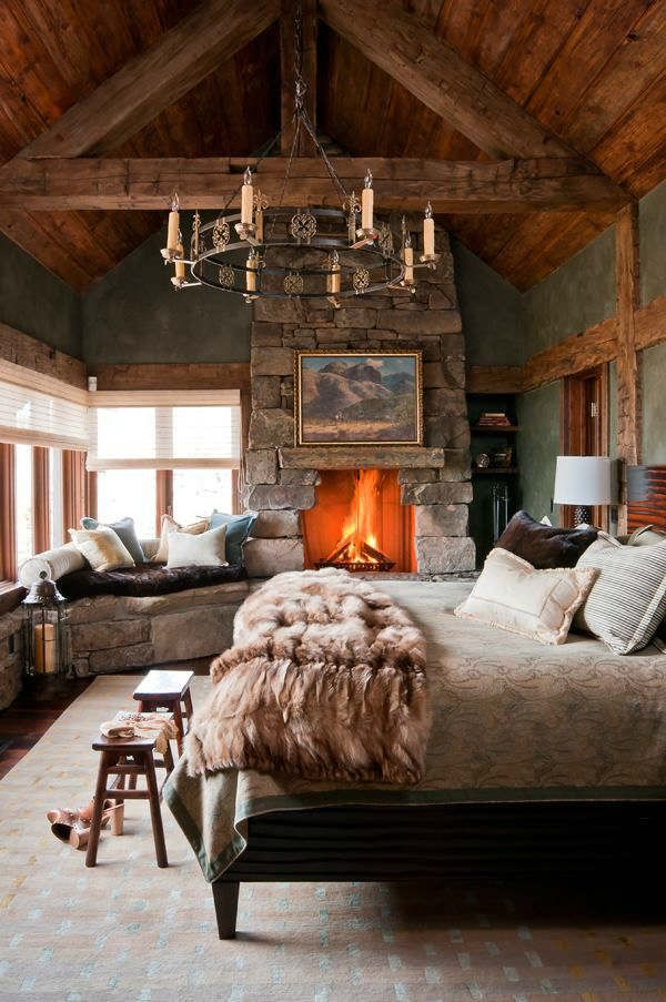 Rustic Getaway from Pinterest