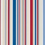 stripe Straberry & sailor blue