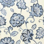 Thibaut Alexa Navy and White