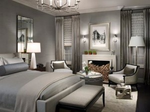 Romantic bedroom 15 from Houzz