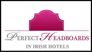 Perfect headboards in irish hotels