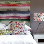 Grace Jadu Painterly finish Headboards